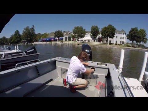 2016 Smoker Craft American Angler Phantom 222 Offshore