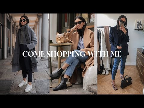 COME HIGH STREET SHOPPING WITH ME | TOPSHOP, & OTHER STORIES, ARKET