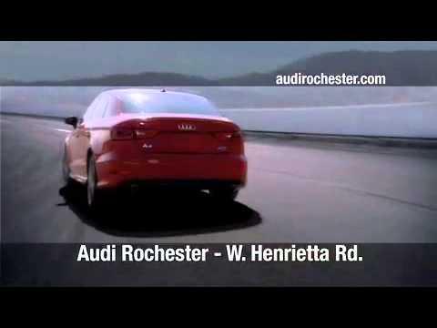 Audi Rochester On West Henrietta Road In Rochester NY YouTube - Audi rochester ny