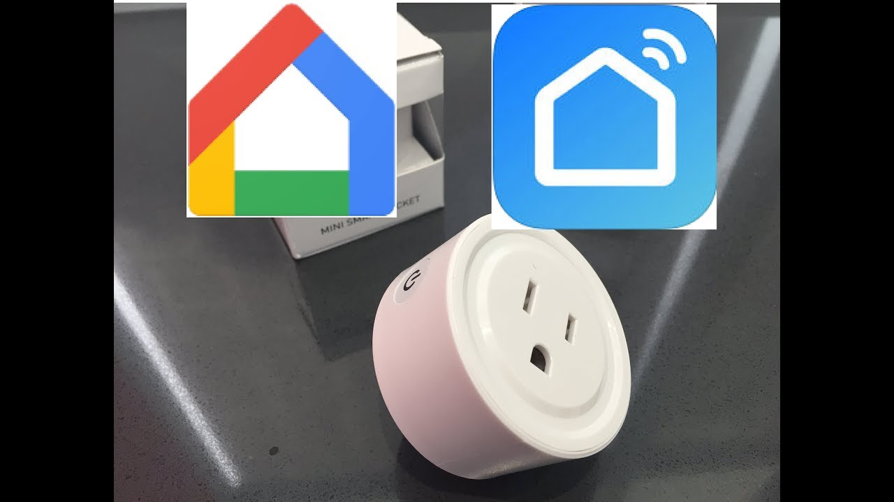 How to connect your smart home plug to Google Home