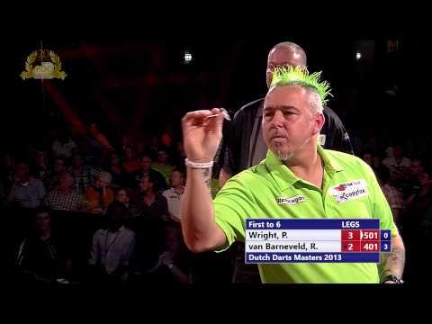 Dutch Darts Masters Second Round - Peter Wright vs Raymond van Barneveld