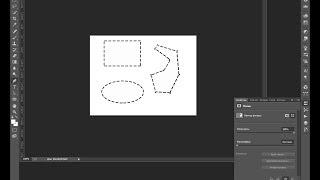 PhotoShop: Как сделать рамку