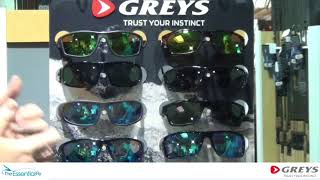 Greys Polarised Fishing Sunglasses