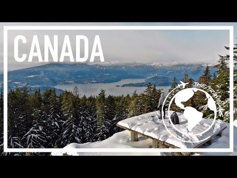 Hiking Mount Gardner on Bowen island - A Wop in Canada - The Traveling Wop