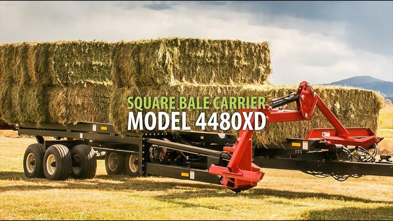 Farm King- Square Bale Carrier