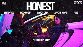 Honest - Blitzkrieg ft. Vaz, Deep Jandu, Apache Indian & Roach Killa | Latest Hip Hop Song 2019
