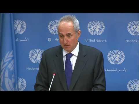 ICP Asks UN of Eritrea - Ethiopia; Burundi; Lancet on Haiti; G4S in UNGC, Like Ng, Saudi in Annex