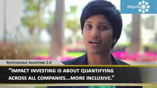 A Quant Approach to SRI Investing