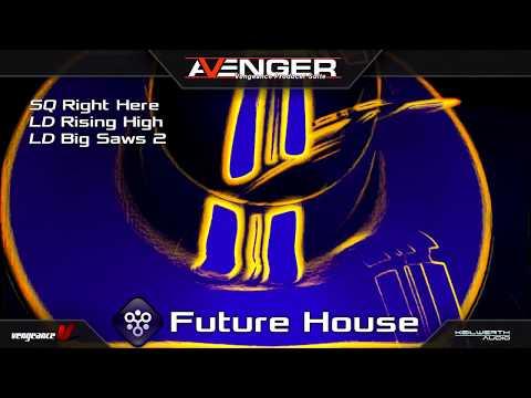 Vengeance Producer Suite - Avenger - Future House XP Demo