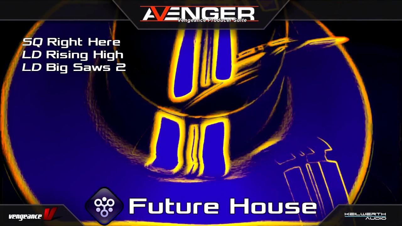 Vengeance Avenger Expansion Pack Future House - FRESHSTUFF4YOU