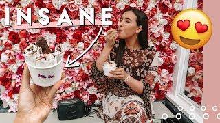 EATING AROUND IRELAND! EXPLORING KILKENNY & KILDARE VILLAGE!  Grace Denny Vlogs