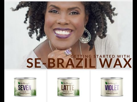 Getting Started with Se-Brazil Waxes, Professional Products & Retail Products with Stephanie Laynese