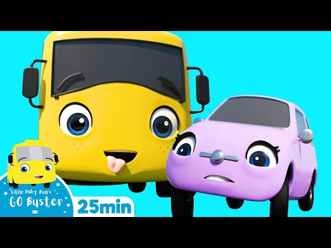 Cantec nou: Valentines Day Special - Go Buster | Baby Songs | More Nursery Rhymes & Kids Songs | Little Baby Bum
