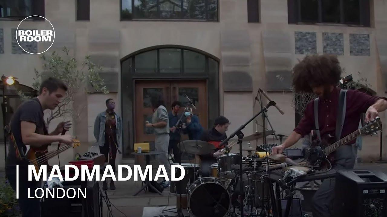 MADMADMAD | Boiler Room & Night Dreamer