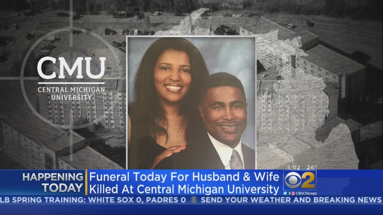 Funeral For CMU Shooting Victims