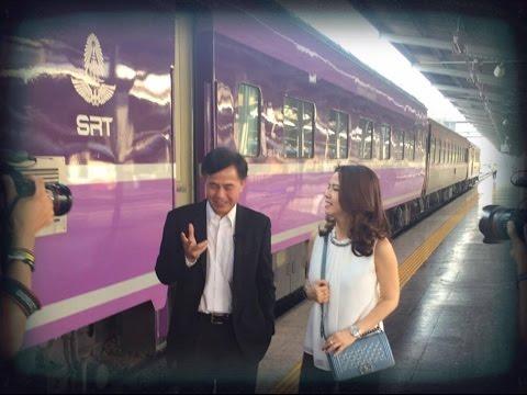 """""""รถไฟไทย-จีน"""" เชื่อมโยงจากคุนหมิง ในสารคดี Iron Silk Road : เส้นทางมังกรผงาด (ตอน3) ช่อง NOW26"""