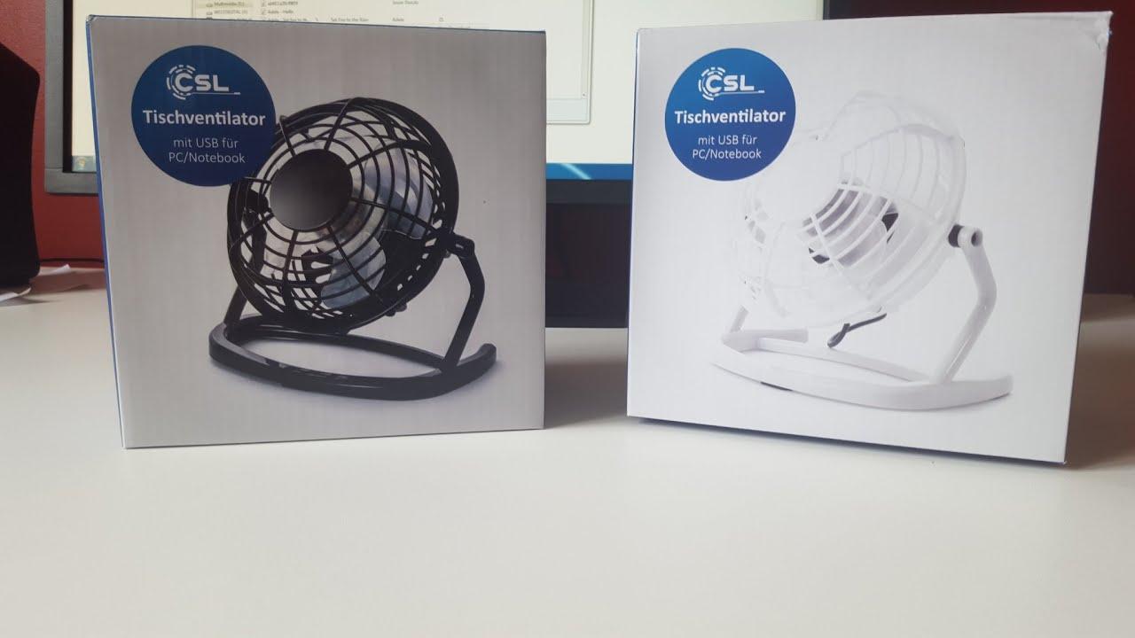 test mini ventilateur usb de cls youtube. Black Bedroom Furniture Sets. Home Design Ideas