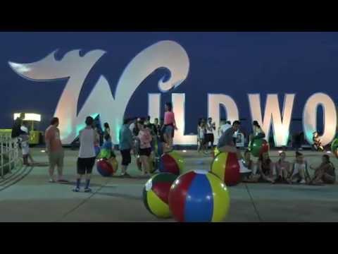 Quick Tour Of WildWood New Jersey Shore