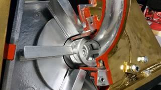 видео Поставки дробеметной машины