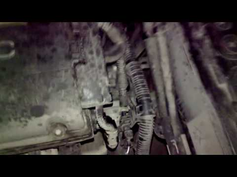 Жоповоз #2 серия (Ошибка 36504) OPEL ASTRA H