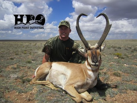 Arizona Antelope Hunt A Real B&C Trophy