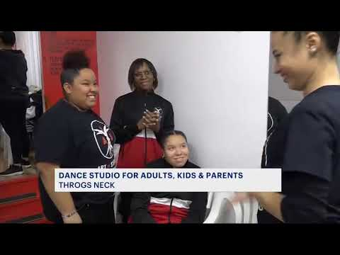 AOS Launches Dance Studio for Adult, Kids & Parents