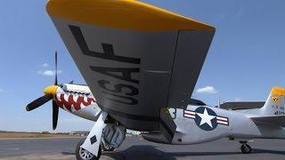 How A Subtle Design Change Transformed Fighter Planes
