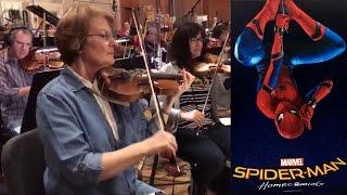 Человек-паук: Возвращение домой – Саундтрек