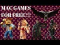 How to get MAC games for FREE!!! (NO TORRENT)