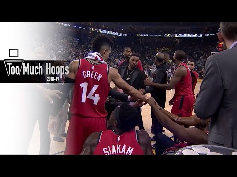 Toronto Raptors ALL-DEFENSE Highlights vs Golden State Warriors