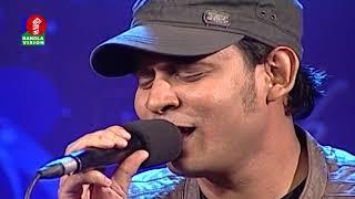 Mon Pajore Shudhu Tumi Acho | Kazi Shuvo | Live Bangla Song |Music Club | BanglaVision Entertainment