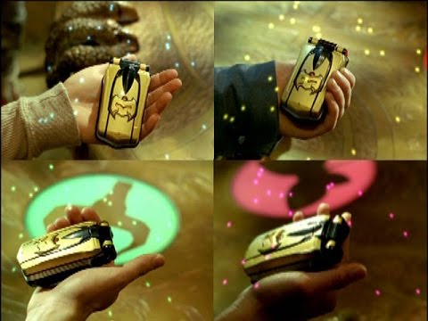 Power Rangers Mystic Force - Broken Spell - Mystic Morphers