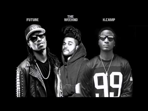 Future - Low Life ft The Weeknd & K.Camp (Remix)