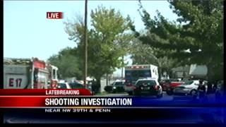 Police investigate shooting at NW39th, Penn