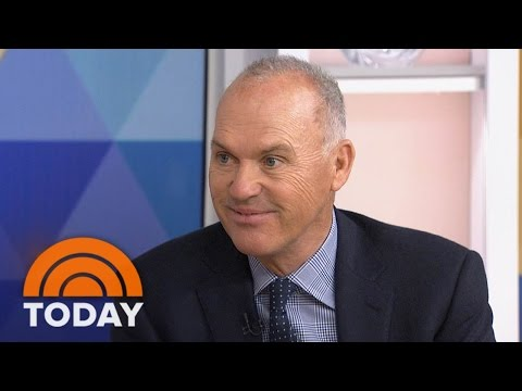 Michael Keaton: There Are Huge 'Johnny Dangerously' Fans In Vatican | TODAY