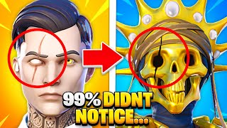 10 Fortnite STORYLINE Secrets