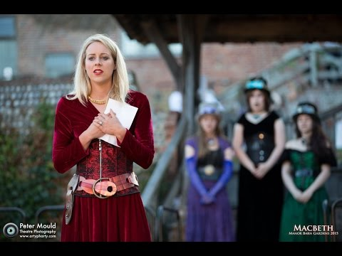 Macbeth - Bexhill Amateur Theatrical Society 2015