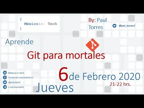 Git Para Mortales By Paul Torres