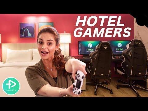 Surga Para Gamers! 5 Hotel Bertema Game Terbaik Di Dunia