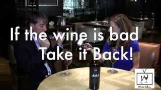 Master Sommelier Shows Us How to Tell if a Wine is Bad  - Wine Oh TV