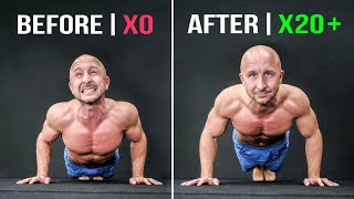 How to Increase Your Push-Ups (In Just 30-Days!)