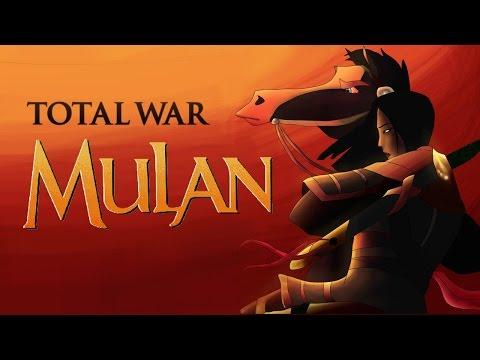 Total War: Mulan  Ill Make a Man Out of You  Trailer