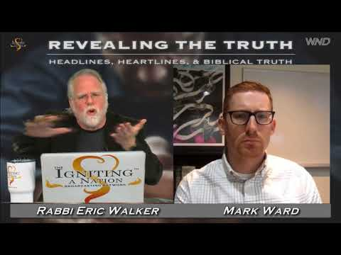 Rabbi Walker & Mark Ward dicuss his book Authorized 03 09 2018