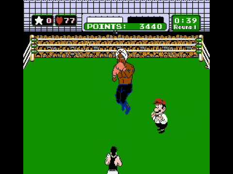 Mike Tyson's Punch-Out - Great Tiger