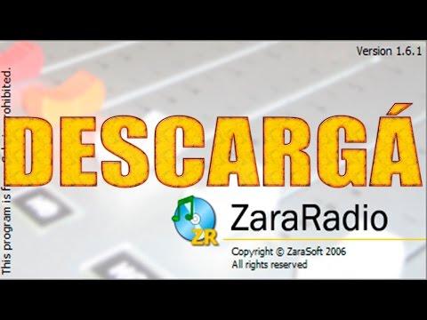 Zara Radio Full Compatible Para Windows 7, 8 y 8.1 | Doovi
