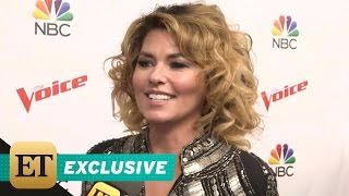 EXCLUSIVE: Shania Twain Talks New Music Reveals When She'll Debut First Single