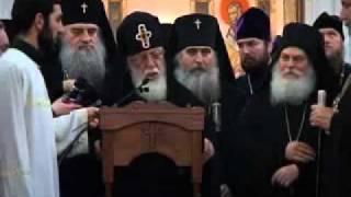 Vatopedi Monastery Archimandrite Ephraim in Georgia 3/3
