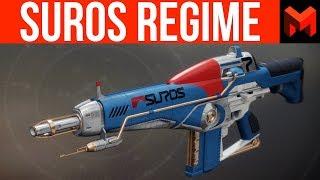 Destiny 2 Suros Regime Exotic Review: Both Fire Rates