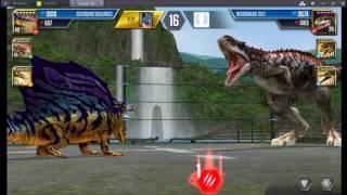 Jurassic World The Game Pterodactylus Nivel 40