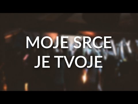 Moje Srce Je Tvoje (Official Lyric Video) - Goran Radovanović